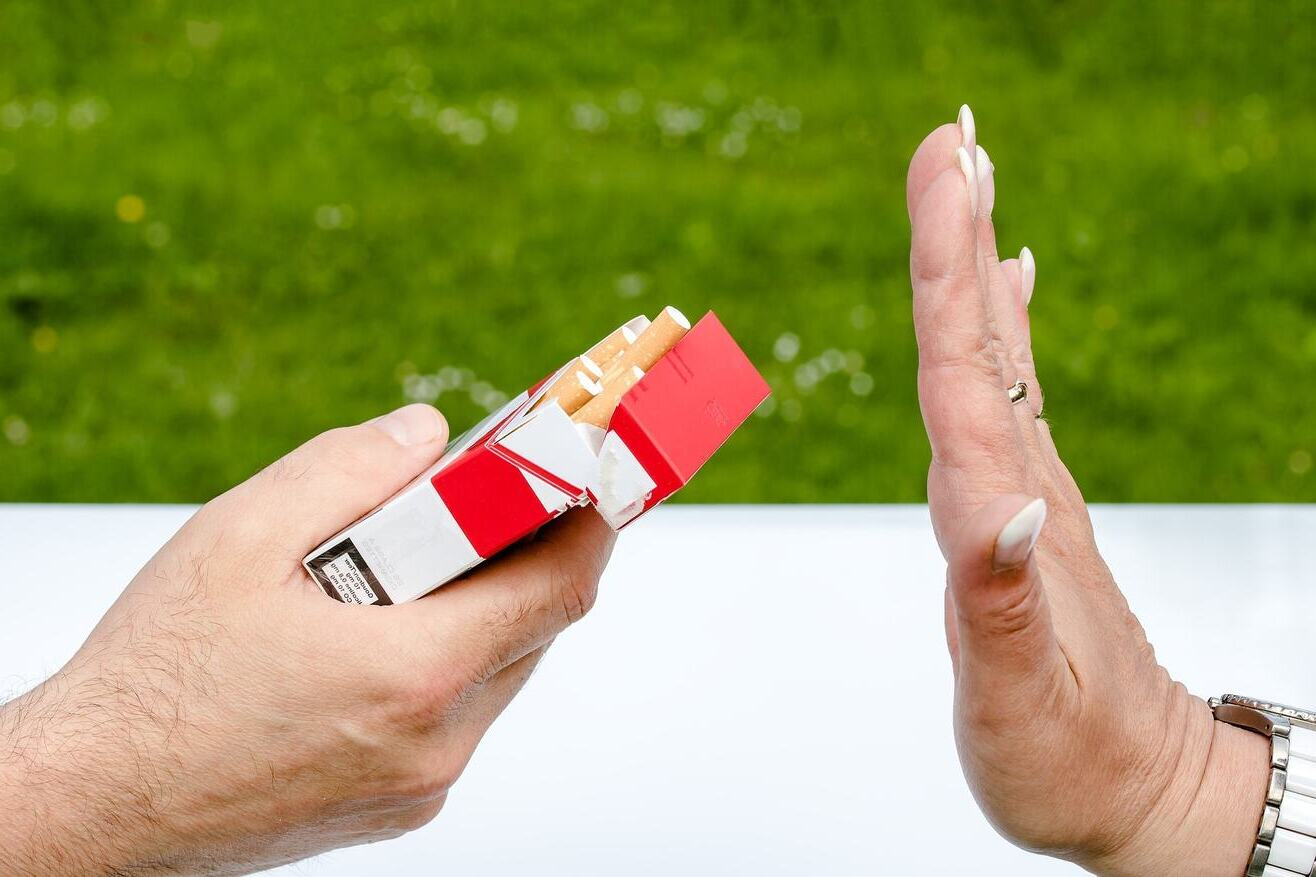 Raucherentwöhnung