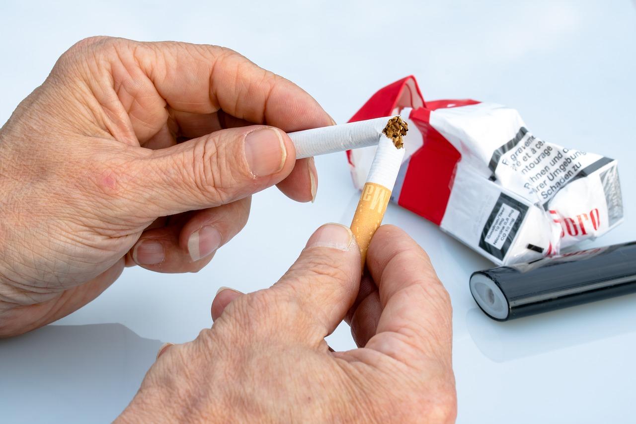 Raucherentwöhnung intensiv